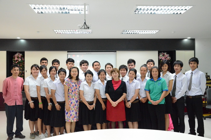 งานปัจฉิมนิเทศและแสดงผลงานสหกิจศึกษา รุ่นที่ 26 สาขาวิชาสัตวศาสตร์ ณ คณะเทคโนโลยี