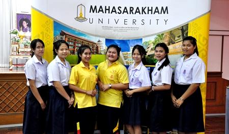 มมส แนะแนวการศึกษาระดับปริญญาตรี ระบบรับตรง ปี 2557 ณ โรงเรียนวินิตศึกษา ลพบุรี