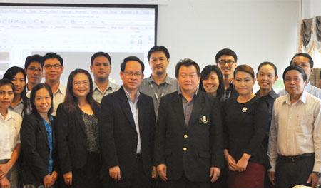 งานสหกิจศึกษาจัดโครงการแลกเปลี่ยนเรียนรู้ด้านการนิเทศงานสหกิจศึกษา