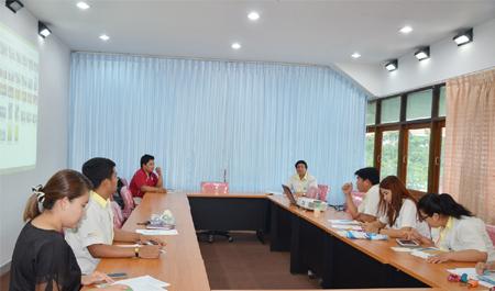 ศูนย์ประสานงานจัดหางานให้บัณฑิต จัดประชุมสรุปผลการดำเนินงาน