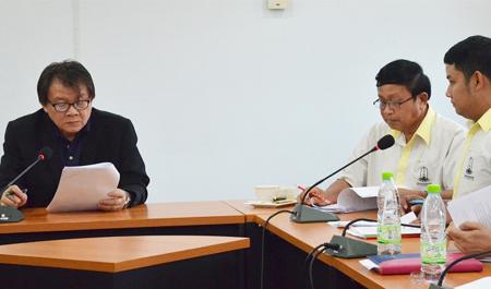 ศูนย์ประสานงานจัดหางานให้บัณฑิต ได้จัดประชุมเรื่องการดำเนินงานศูนย์ประสานงานจัดหางานให้บัณฑิต