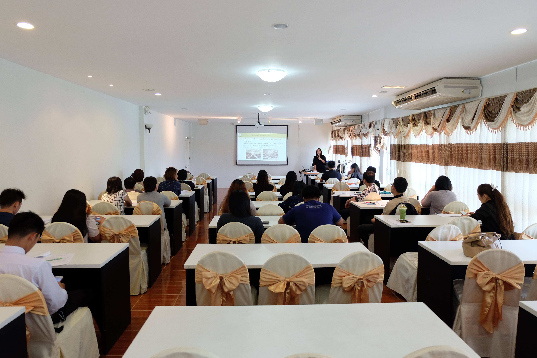 จัดประชุมเตรียมความพร้อมก่อนออกแนะแนวการศึกษา ประจำปีการศึกษา 2561