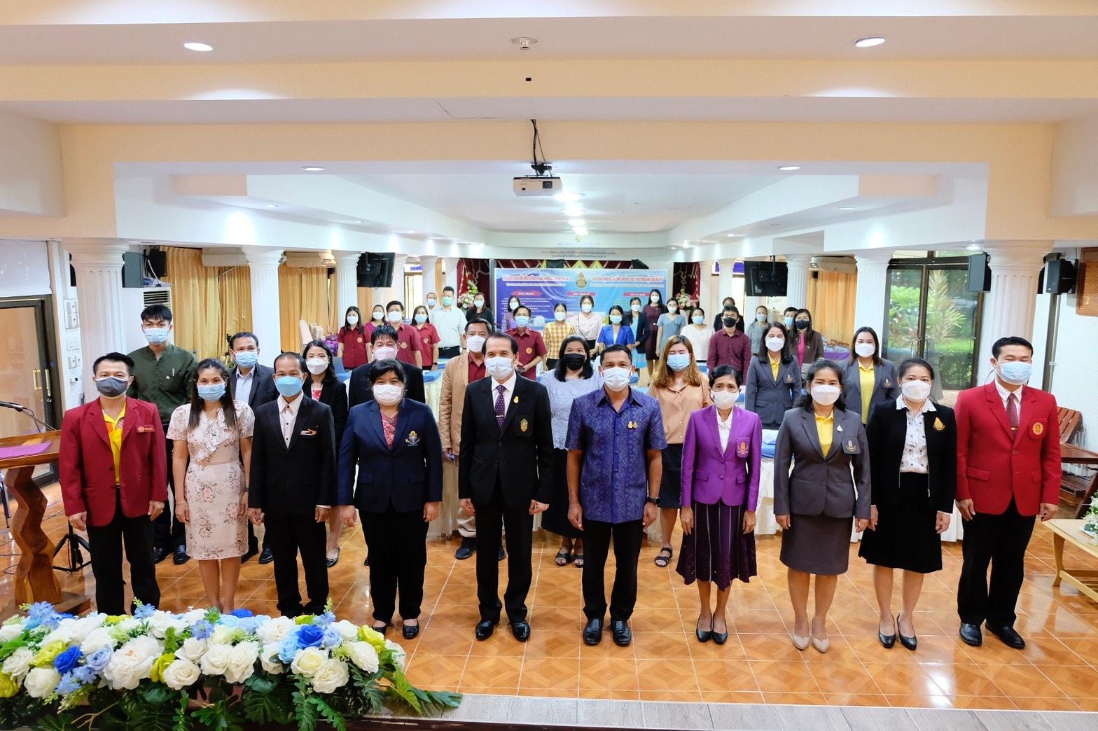 กองบริการการศึกษา มมส ประชาสัมพันธ์การรับสมัครนิสิตใหม่ ปีการศึกษา 2565  โครงการเด็กดีมีที่เรียน